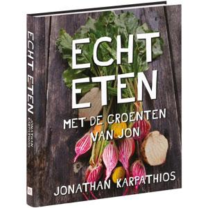 Jonathan Karpathios - Echt Eten