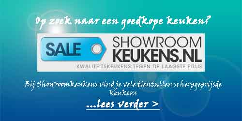 Showroomkeukens
