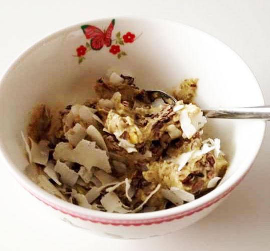 Zelf pistache ijs maken zonder ijsmachine