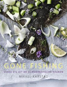Mikkel Karstad Gone Fishing Kookboek Scandinavische Visgrechten