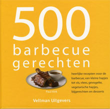 500 Barbecuegerechten Paul Kirk BBQ Kookboek