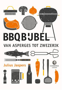 Julius Jaspers BBQ Bijbel Barbecue Kookboek