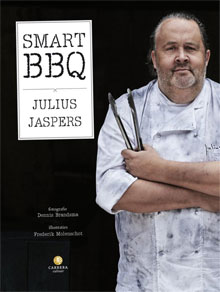 Julius Jaspers Smart BBQ Barbecue Kookboek