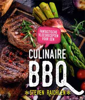 Kookboek Steven Raichlen Culinaire BBQ
