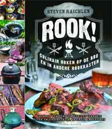 Steven Raichlen Rook Kookboek BBQ en Rookkast