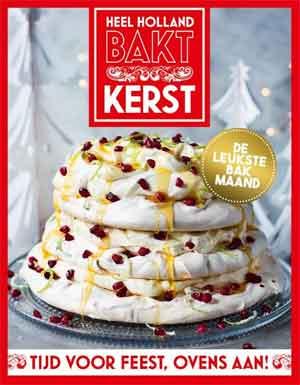Heel Holland Bakt Kerst Kookboek