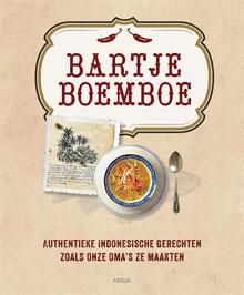 Indonesisch Kookboek Bartje Boemboe