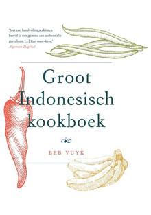 Indonesische Kookboeken Beb Vuyk Groot Indonesisch Kookboek