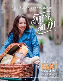 Italiaanse Kookboeken Het Italiaanse bakboek van Sarena Solar
