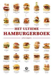 Julius Jaspers Het Ultieme Hamburgerboek Recensie Hamburger Kookboek