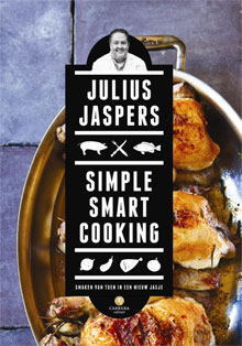 Julius Jaspers Simple Smart Cooking Kookboek