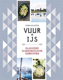 Kookboek Darra Goldstein Vuur en IJs Klassieke Scandinavische Gerechten