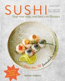 Carla Bardi Sushi Japans Sushi Kookboek