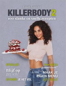 Fajah Lourens - Killerbody 2 Nieuwe Kookboeken Januari 2017