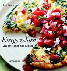 Kookboek Eiergerechten Jodi Liano Good Cook