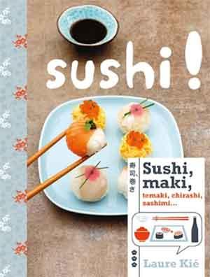 Sushi Kookboek Laure Kie