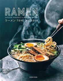 Tove Nilsson Ramen Kookboek Japanse Noedels en Bijgerechten