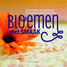 Anna Koster Bloemen met smaak Recensie Bloemen kookboek