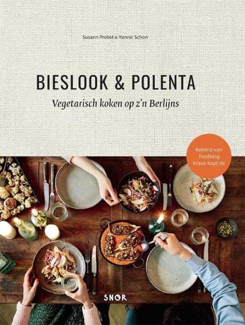 Bieslook & Polenta Recensie Vegetarisch Kookboek