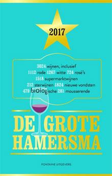 De Grote Hamersma 2017 Wijngids Harold Hamersma