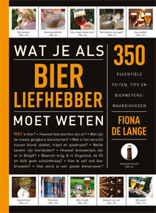 Fiona de Lange - Wat je als bierliefhebber moet weten