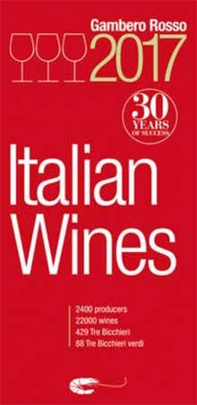 Gambero Rosso - Italian Wines 2017 Wijngids Italiaanse Wijnen