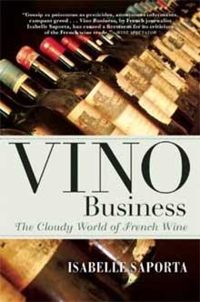 Isabelle Saporta - Vino Business Boek over Franse Wijn