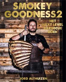 Jord Althuizen Smokey Goodness 2 Recensie Barbecue Kookboek