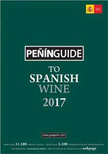 Penin Guide to Spanish Wine 2017 Pierre Wijngids Spaanse Wijn