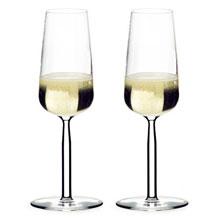 Soorten Wijnglazen Champagneglas Iittala Senta