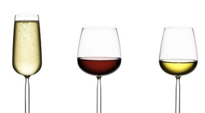 Soorten Wijnglazen Verschillen Uitleg Informatie