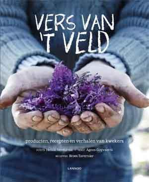 Broes Tavernier Kookboek Vers van t veld Agnes Goyvaerts Recensie