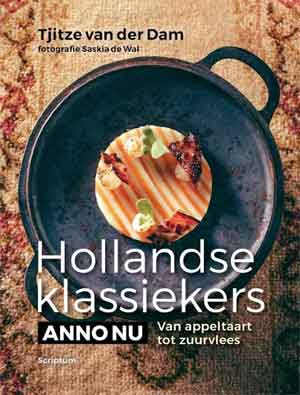 Kookboek Tjitze van der Dam Hollandse klassiekers Recensie