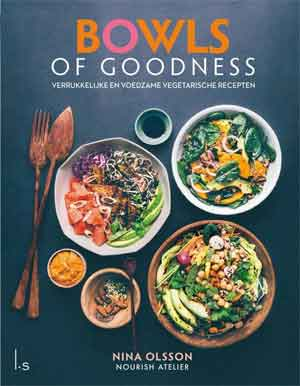 Nina Olsson Bowls of Goodness Recensie Vegetarisch kookboek