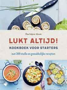 Elise Delprat-Alvares Lukt altijd Recensie Kookboek voor Starters