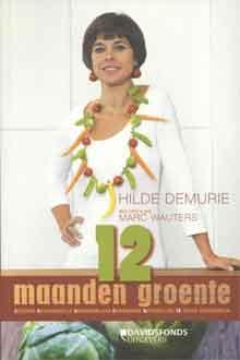 Hilde Demurie 12 maanden groente Kookboek