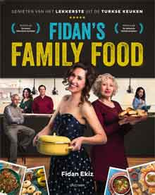 Kookboek Fidan Ekiz Fidan's Family Food Recensie