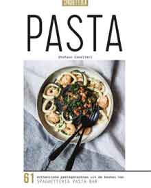 Pasta Kookboek Spaghetteria Stefano Cavalleri