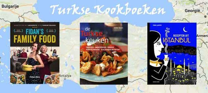 Turkse Kookboeken