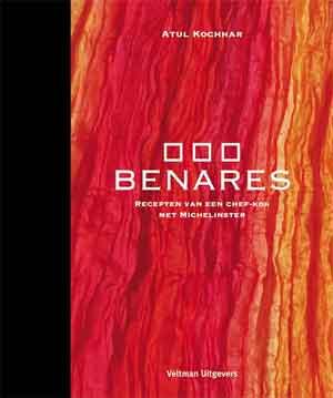 Kookboek Atul Kochhar Benares
