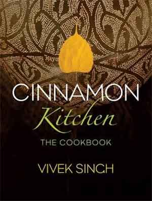 Kookboek Vivek Singh Cinnamon Kitchen The Cookbook