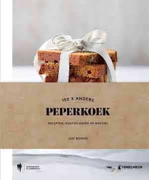 Peperboek Boek Kookboek Jan Borms