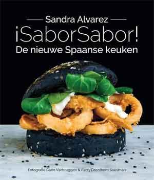 Spaans Kookboek Sandra Alvarez Sabor Sabor Recensie