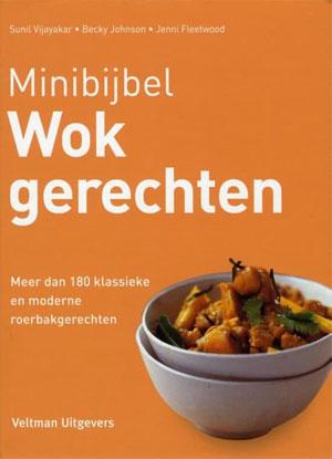 Wokgerechten Minibijbel Wok Kookboeken