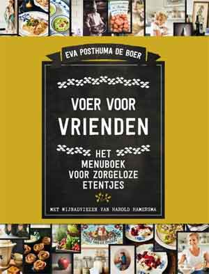 Eva Posthuma de Boer Kookboek Voer voor Vrienden