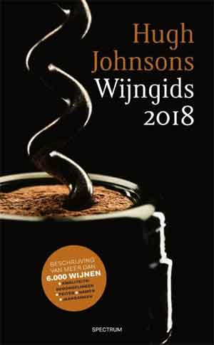 Hugh Johnsons Wijngids 2018 Recensie Waardering ★★★★