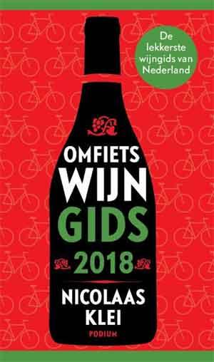 Nicolaas Klei Omfiets Wijngids 2018