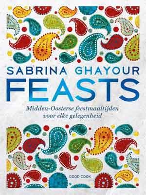 Sabrina Ghayour Feasts Perzisch Kookboek Feestkookboek
