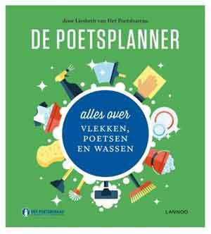 De poetsplanner Boek over vlekken en schoonmaken
