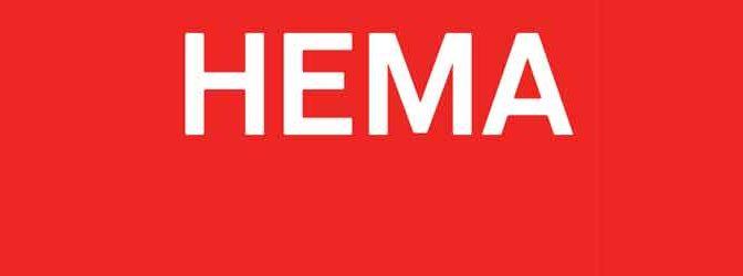 HEMA Openingstijden Winkels